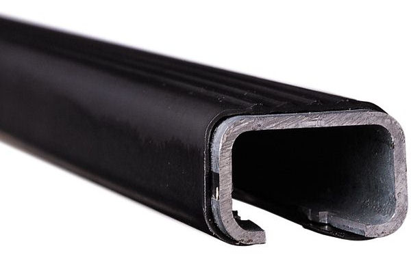 barres de toit thule squarebar 754 chez www mister coffre de. Black Bedroom Furniture Sets. Home Design Ideas