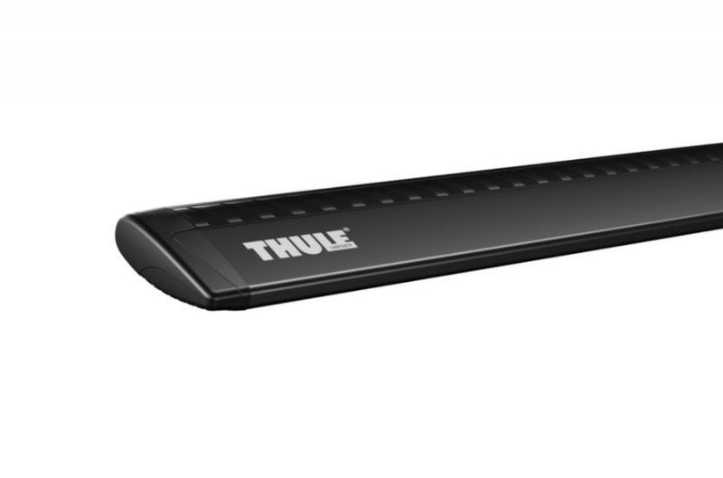 barres de toit thule wingbar noire 775 chez www mister coffre de. Black Bedroom Furniture Sets. Home Design Ideas