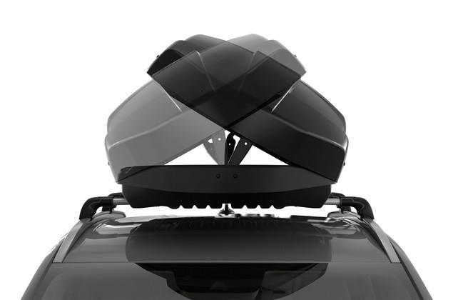 coffre thule motion xt m titane chez www mister coffre de. Black Bedroom Furniture Sets. Home Design Ideas