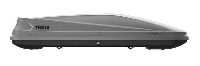 coffre thule touring alpine 700 titanium chez www mister coffre de. Black Bedroom Furniture Sets. Home Design Ideas